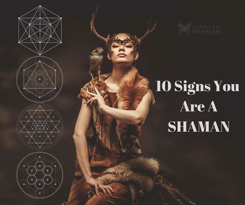 are you a shaman?
