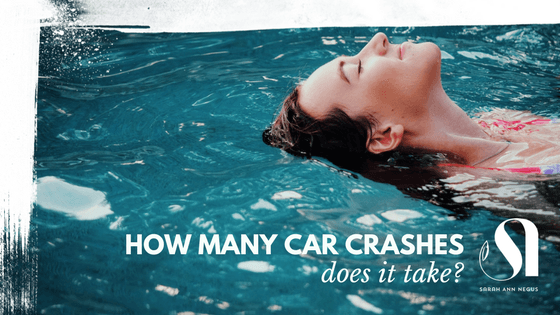 How many car crashes does it take